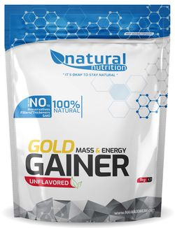 Gainer Gold Natural 1kg