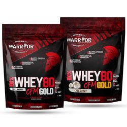 Whey WPC80 CFM Gold Chocolate 1kg
