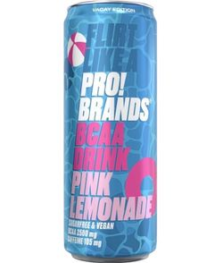 PRO!BRANDS – BCAA drink 330ml Limetka