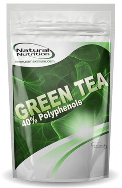 Green Tea - Zelený čaj v prášku 40% Natural 400g