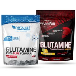 Glutamine - L-Glutamin Pineapple 400g
