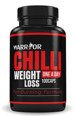 Chili Weight Loss - spalovač tuků 100 caps