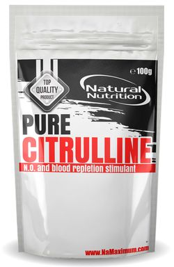Citrulline Pure - L-Citrulin Natural 100g
