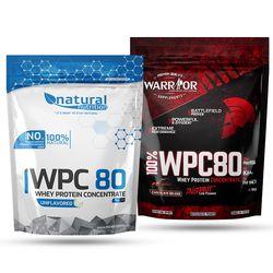 WPC 80 - syrovátkový whey protein Chocolate DeLuxe 1kg
