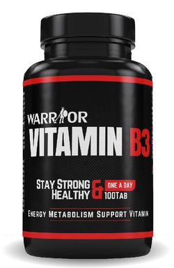 Vitamin B3 tablety 100 tab