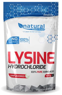 Lysine - L-lysin Natural 400g