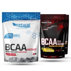 BCAA Instant 1kg Mixed Berry and Lime