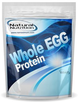 Whole Egg Protein Natural 1kg