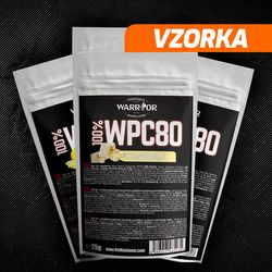 Vzorek WPC80 25g Bananas in Chocolate